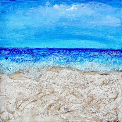 Sunny Day Seascape Original