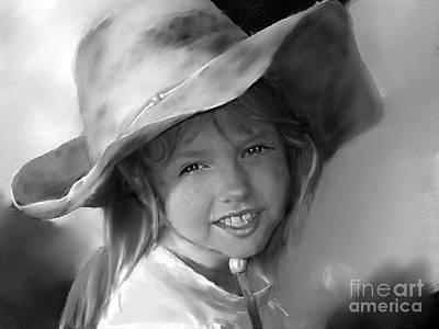 Sunny Day With Pony Original by Donna Aloia