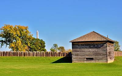 Photograph - Sunny Fort by Michelle McPhillips
