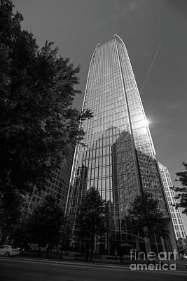 Photograph - Sunny Midtown Atlanta by David Bearden