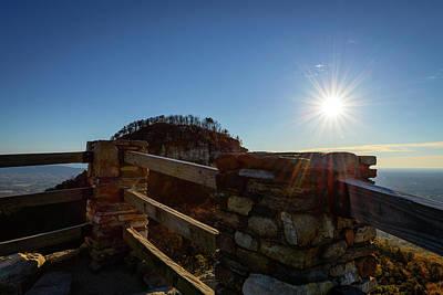 Photograph - Sunny Mountain by Michael Scott