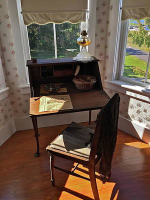 Photograph - Sunny Nook by Denise Mazzocco