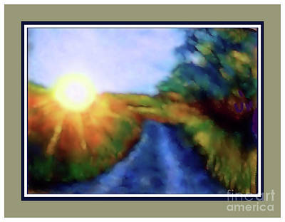 Photograph - Sunny Side IIi by Shirley Moravec