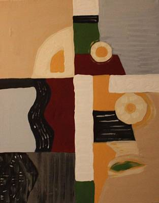 Painting - Sunny Side Up by Kimber  Butler