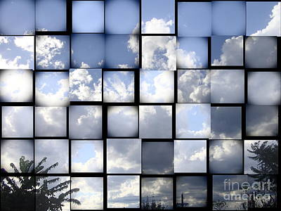Photograph - Sunny Sky by Christina Verdgeline