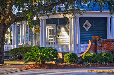 Photograph - Sunny Southern Morning by Linda Brown