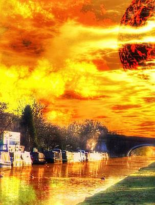 Photograph - Sunny Sunday by Isabella F Abbie Shores