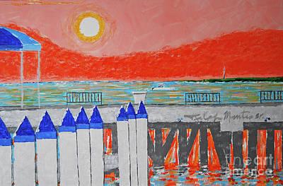 Painting - Sunny Sunny Day  by Art Mantia