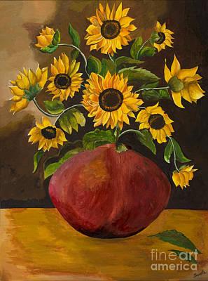 Painting - Sunny by Sweta Prasad