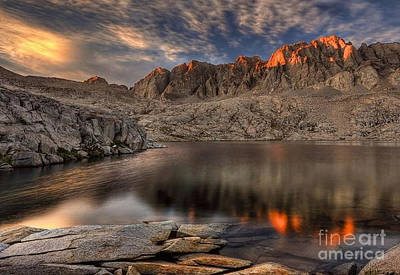 Photograph - Sunny Tops by Rod Jellison