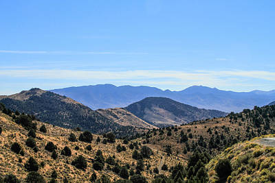 Photograph - Sunny View In Storey County by Bonnie Follett