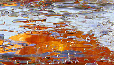Sunny Water 1 Art Print by Sami Tiainen