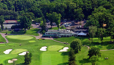 Photograph - Sunnybrook Golf Club 398 Stenton Avenue Plymouth Meeting Pa 19462 1243 by Duncan Pearson