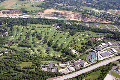 Erdenheim Photograph - Sunnybrook Golf Club Golf Course by Duncan Pearson