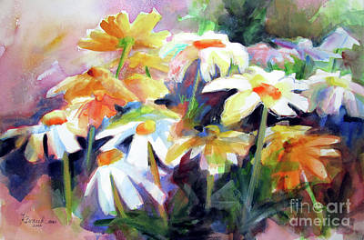Painting - Sunnyside Up            by Kathy Braud