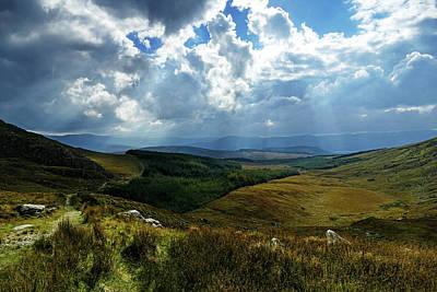 Photograph - Sunrays In Killarney by Bill Jordan