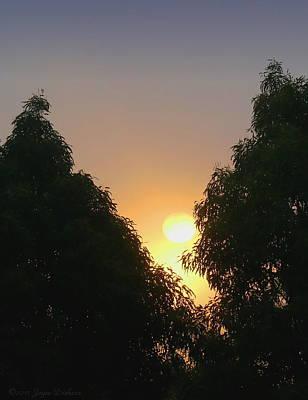 Photograph - Sunrise 07 27 17 by Joyce Dickens