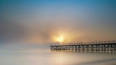 Photograph - Sunrise 18/09/17 by Plamen Petkov
