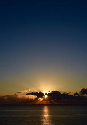 Photograph - Sunrise 2 by Shabnam Nassir