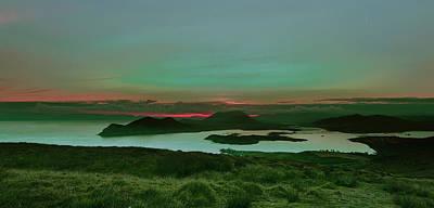 Photograph - Sunrise 2 Valentia Island by Leif Sohlman
