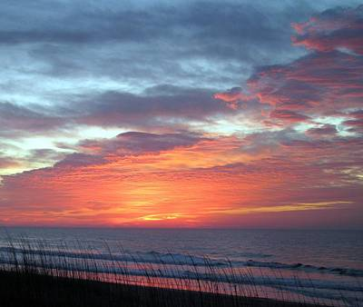 Photograph - Sunrise 3 by Betty Buller Whitehead