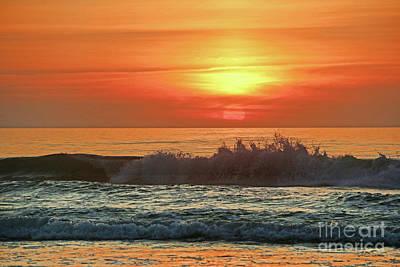 Photograph - Sunrise 3315 by Jack Schultz