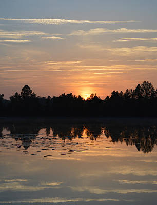 Photograph - Sunrise 418 by rd Erickson