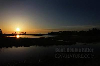 Photograph - Sunrise 6291 by Captain Debbie Ritter