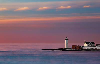 Photograph - Sunrise Along The Coast by Dana Plourde