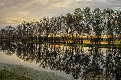 Photograph - Sunrise At Brazos by James Woody