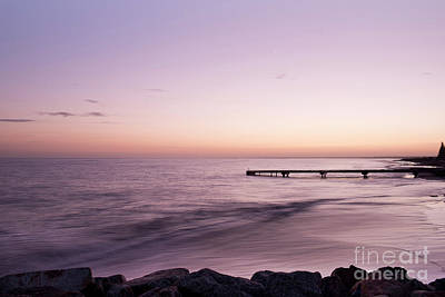 Photograph - Sunrise At Busselton by Ivy Ho