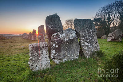 Photograph - Sunrise At Carnac by Colin and Linda McKie
