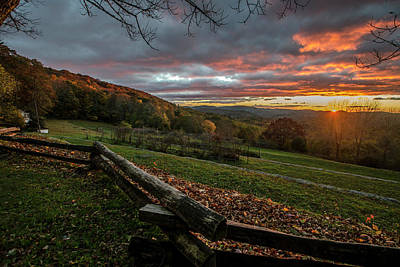 Photograph - Sunrise At Cone House by Dutch Ducharme
