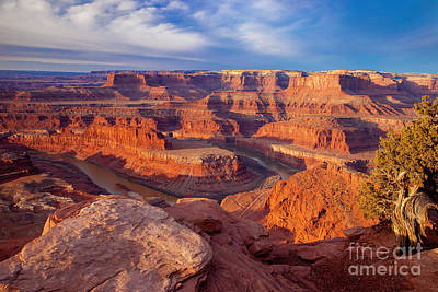 Photograph - Sunrise At Dead Horse Point  by Brian Jannsen