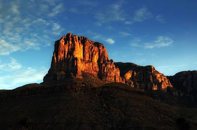 Photograph - Sunrise At El Capitan by Tikvah's Hope
