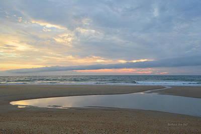 Photograph - Sunrise At Loggerhead by Barbara Ann Bell