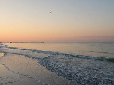 Photograph - Sunrise At Madeira Beach by Rose  Hill