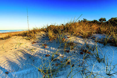 Photograph - Dawn At Manasota Beach by Ben Graham