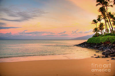 Photograph - Sunrise At Napili  by Kelly Wade