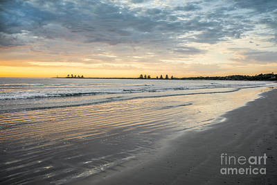 Photograph - Sunrise At Port Fairy by Ray Warren