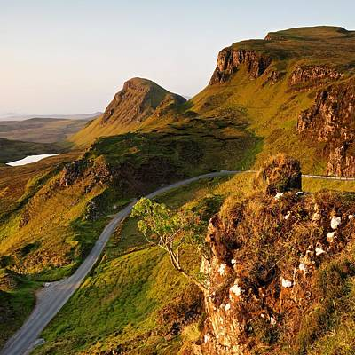 Photograph - Sunrise At Trotternish by Stephen Taylor