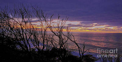 Photograph - Sunrise At Wye River 2 by Lexa Harpell