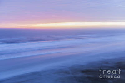 Blur Photograph - Sunrise Atlantic 2 by Elena Elisseeva
