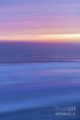 Blur Photograph - Sunrise Atlantic 3 by Elena Elisseeva