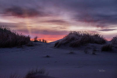 Photograph - Sunrise Beach 1 by Bill Posner