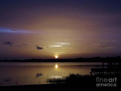 Photograph - Sunrise Beauty by D Hackett