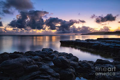 Photograph - Sunrise Beyond Kilauea Point by Anthony Bonafede