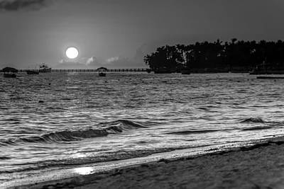 Photograph - Sunrise  by Bulik Elena