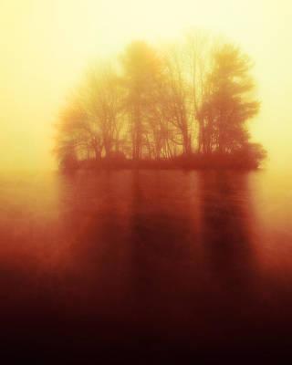 Photograph - Sunrise Burn by Alan Raasch