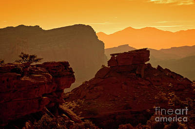 Photograph - Capital Reef Sunrise by Scott Kemper
